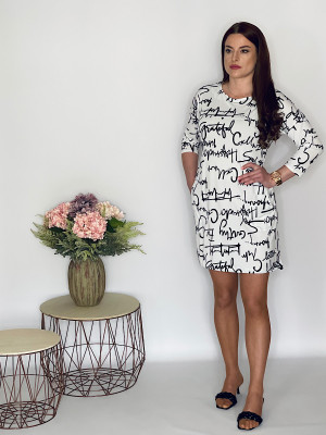 Tunikové šaty 100/1C