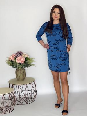 Tunikové šaty 100/1D